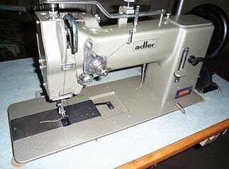 Flat bed Single Needle Sewing Machine