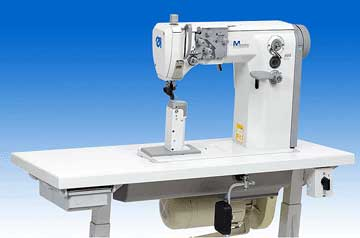 Post bed Single Needle Heavy-duty Sewing Machine