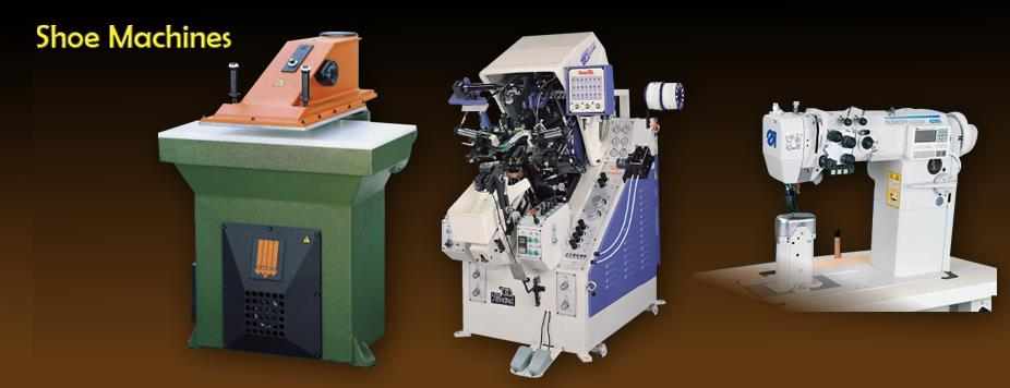 Bags, Belts and Leather Goods Machine