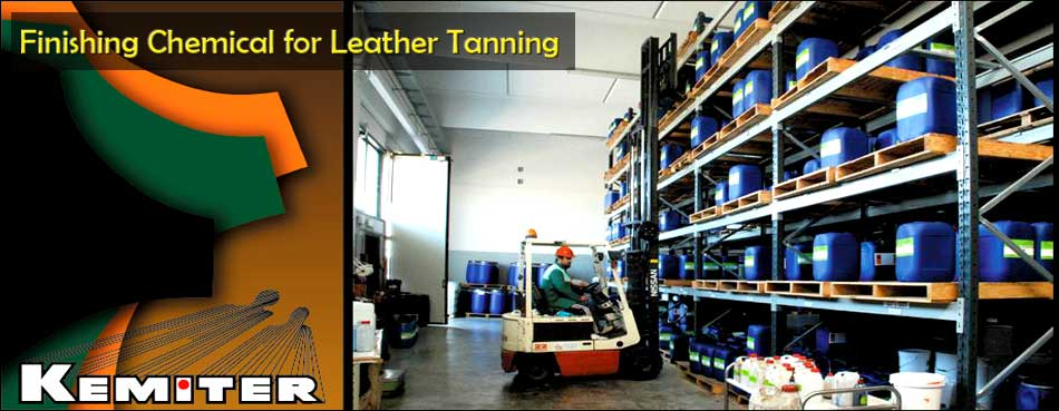 Finishing Chemical for leather tanning